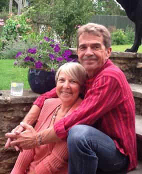 Alison and David 2013